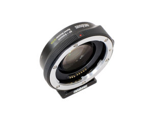 Adaptador Metabones Speed Booster Ultra